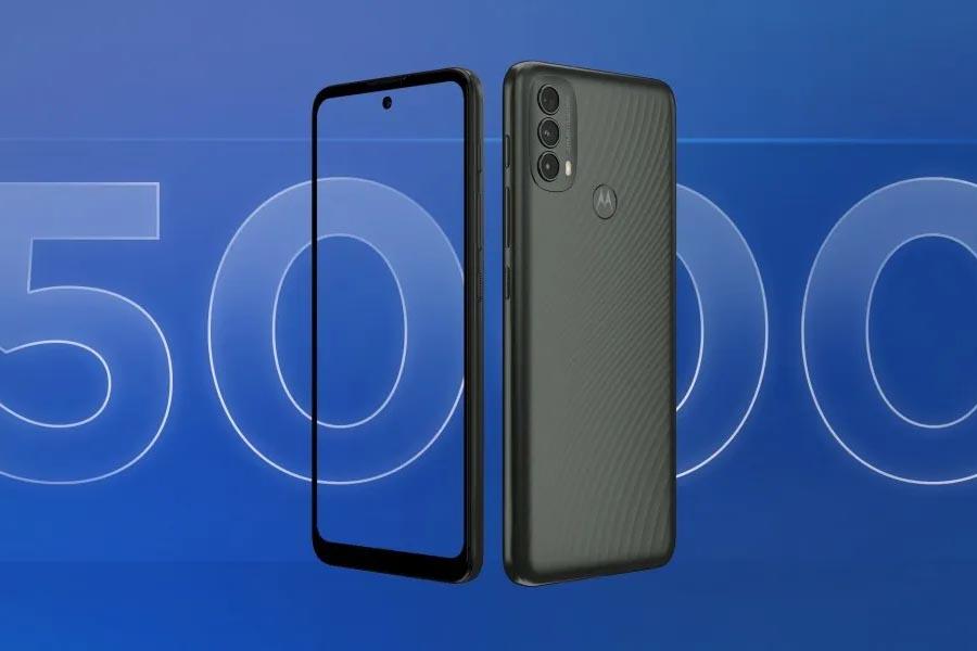 Motorola Moto E40 Battery